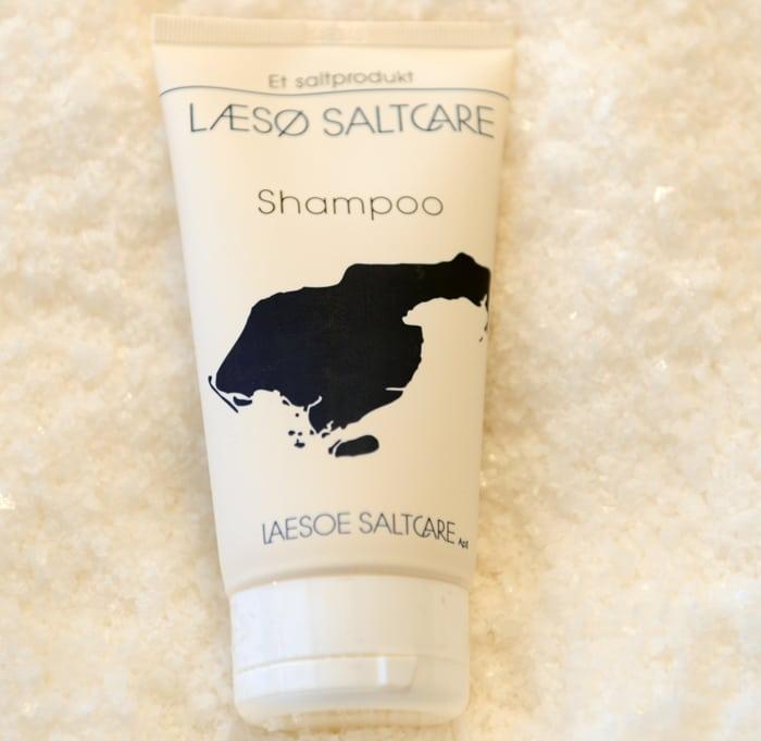 Læsø Saltcare Shampoo med Læsø Sydesalt