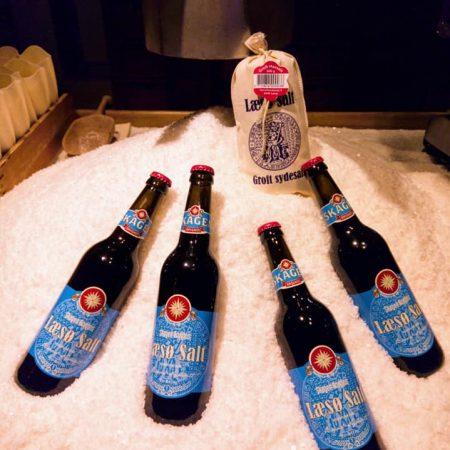 læsø salt øl fra skagens bryghus