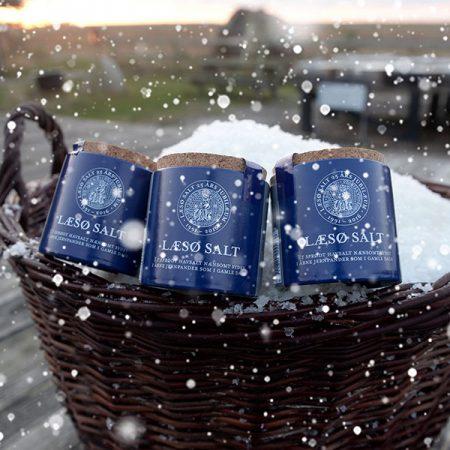 salt og sne
